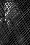 ψυχή στο παράθυρο Στοκ φωτογραφία με δικαίωμα ελεύθερης χρήσης