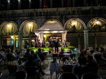 Ψυχαγωγία της Βενετίας, Ιταλία Στοκ Φωτογραφίες