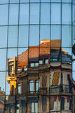 Ψυχική διάθεση της Βιέννης Στοκ φωτογραφία με δικαίωμα ελεύθερης χρήσης