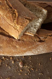 Ψωμί. Αρτοποιείο Στοκ Φωτογραφίες
