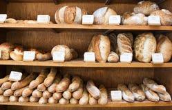 ψωμί αρτοποιείων Στοκ φωτογραφία με δικαίωμα ελεύθερης χρήσης