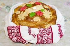 Ψωμί για την αντιστοιχία χειροποίητος Στοκ φωτογραφία με δικαίωμα ελεύθερης χρήσης