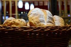 Ψωμί για το σχέδιό σας εμβλημάτων και φυλλάδιων Στοκ Εικόνα