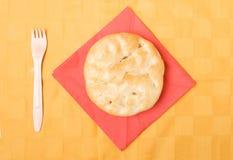 ψωμί επίπεδο Στοκ Εικόνες