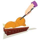 Ψωμί επιλογής ελεύθερη απεικόνιση δικαιώματος