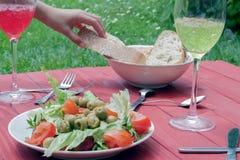 Ψωμί θερινών τροφίμων Στοκ φωτογραφία με δικαίωμα ελεύθερης χρήσης
