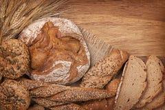 ψωμί διάφορο Στοκ Εικόνες