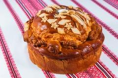 Ψωμί διακοπών Στοκ Εικόνα