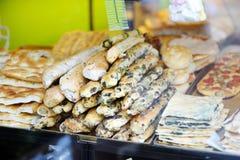 ψωμί ιταλικά Στοκ Εικόνες