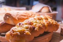 Ψωμί και αρτοποιεία Στοκ Εικόνα