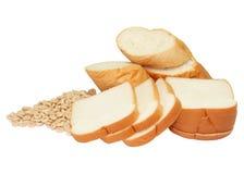 Ψωμί και δημητριακά Στοκ Εικόνες