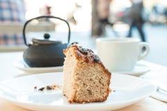 Ψωμί κανέλας της Apple Στοκ Εικόνες