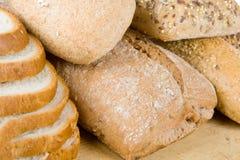 ψωμί κατατάξεων στοκ φωτογραφία
