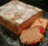 Ψωμί κερασιών Στοκ φωτογραφία με δικαίωμα ελεύθερης χρήσης