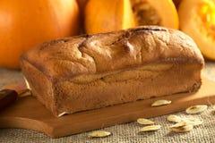 Ψωμί κολοκύθας Στοκ Εικόνες