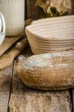 Ψωμί μαγιάς με την μπύρα Στοκ Εικόνες