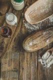 Ψωμί μαγιάς με την μπύρα Στοκ φωτογραφία με δικαίωμα ελεύθερης χρήσης