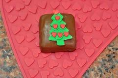 Ψωμί μελιού για τα Χριστούγεννα Στοκ φωτογραφία με δικαίωμα ελεύθερης χρήσης