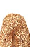 Ψωμί με τις νιφάδες και τους σπόρους βρωμών Στοκ φωτογραφία με δικαίωμα ελεύθερης χρήσης