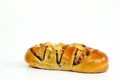 Ψωμί με το αμύγδαλο Στοκ Εικόνες