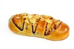 Ψωμί με το αμύγδαλο Στοκ φωτογραφία με δικαίωμα ελεύθερης χρήσης