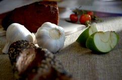 Ψωμί με το σκόρδο Στοκ φωτογραφίες με δικαίωμα ελεύθερης χρήσης