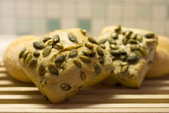 ψωμί μικτό Στοκ Φωτογραφία