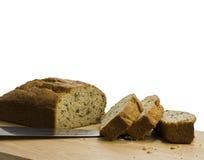 ψωμί μπανανών Στοκ φωτογραφία με δικαίωμα ελεύθερης χρήσης