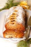 Ψωμί μπανανών Στοκ Εικόνα