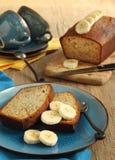 Ψωμί μπανανών Στοκ εικόνα με δικαίωμα ελεύθερης χρήσης