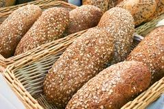 ψωμί οργανικό Στοκ Εικόνα
