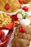 ψωμί Πάσχα στοκ φωτογραφίες με δικαίωμα ελεύθερης χρήσης