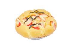 Ψωμί πιτσών Στοκ Φωτογραφία
