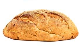 Ψωμί που απομονώνεται Στοκ Φωτογραφία