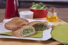 Ψωμί που γεμίζεται Στοκ φωτογραφίες με δικαίωμα ελεύθερης χρήσης