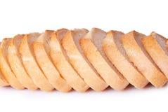 ψωμί που τεμαχίζεται προ Στοκ φωτογραφία με δικαίωμα ελεύθερης χρήσης