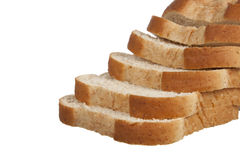 ψωμί που τεμαχίζεται Στοκ Εικόνες