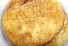 ψωμί που ψήνεται Στοκ Φωτογραφία