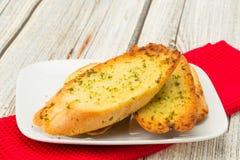Ψωμί σκόρδου Στοκ εικόνα με δικαίωμα ελεύθερης χρήσης