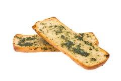 Ψωμί σκόρδου Στοκ φωτογραφία με δικαίωμα ελεύθερης χρήσης