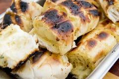 Ψωμί σκόρδου Στοκ εικόνες με δικαίωμα ελεύθερης χρήσης