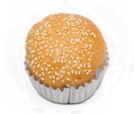 Ψωμί σουσαμιού Στοκ εικόνα με δικαίωμα ελεύθερης χρήσης