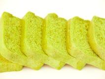 Ψωμί σπανακιού Στοκ Φωτογραφίες