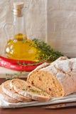ψωμί σπιτικός μεξικανός στοκ εικόνα
