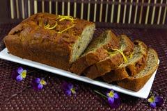 ψωμί σπιτικό Στοκ Φωτογραφία