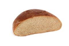 Ψωμί στο άσπρο υπόβαθρο Προϊόν αλευριού στοκ φωτογραφίες με δικαίωμα ελεύθερης χρήσης