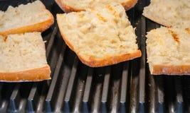 Ψωμί σχαρών Στοκ εικόνα με δικαίωμα ελεύθερης χρήσης