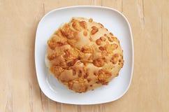 Ψωμί τυριών - μεγάλοι ρόλοι δαγκωμάτων στοκ εικόνες με δικαίωμα ελεύθερης χρήσης