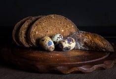 ψωμί φρέσκο Στοκ Εικόνες