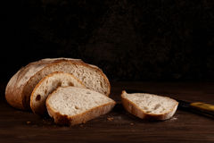 ψωμί φρέσκο Στοκ Φωτογραφίες